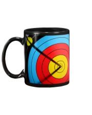 Archery Bullseye Mug back
