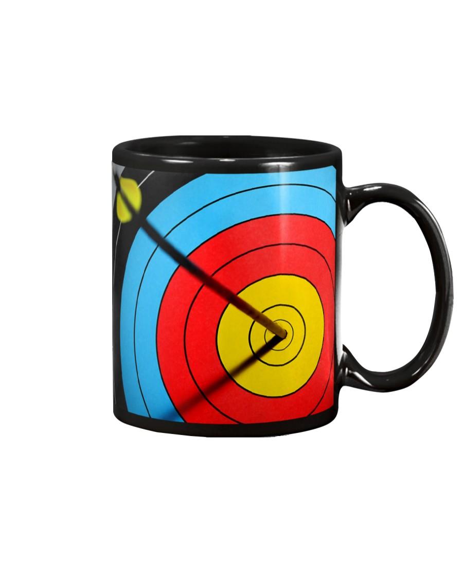 Archery Bullseye Mug