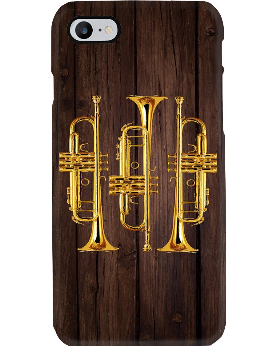 Trumpet shining Phone Case