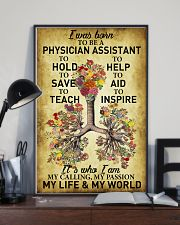 Physician Assistant - My passion - My world 11x17 Poster lifestyle-poster-2