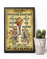 Physician Assistant - My passion - My world 11x17 Poster lifestyle-poster-8