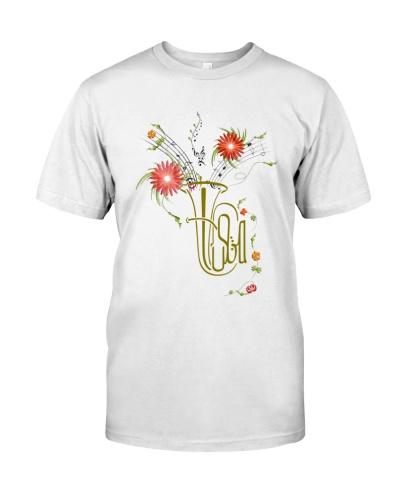 Tubist Tuba Flower
