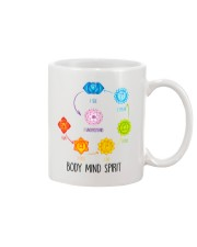 Yoga Body mind spirit Mug thumbnail
