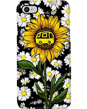 Camping Daisy And Sunflower Phone Case i-phone-7-case