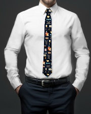 Pharmacy Icons Pharmacist Gift Tie aos-tie-lifestyle-front-01