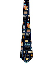 Pharmacy Icons Pharmacist Gift Tie front