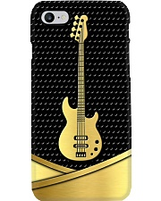 Golden Bass Guitar Phone Case i-phone-7-case