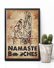 Yoga Namaste  11x17 Poster lifestyle-poster-8