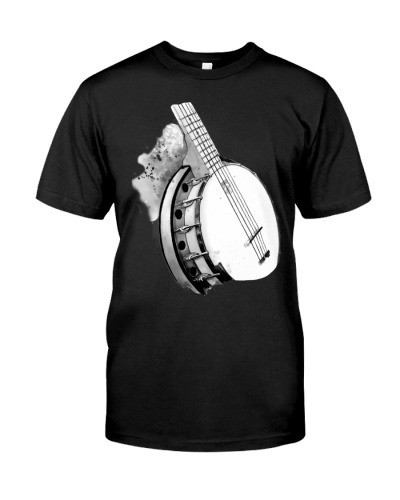 Black Detail Banjo