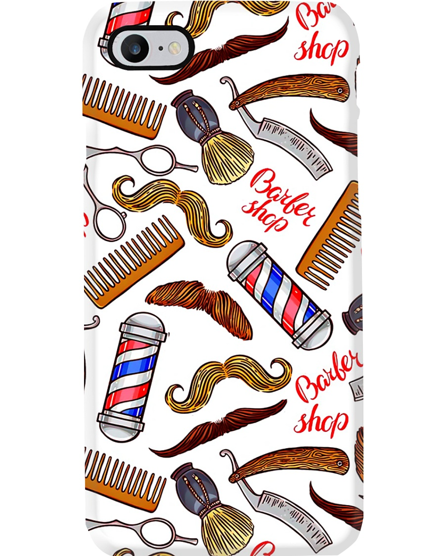 Hairdresser Cool Shop Items Phone Case