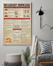 Massage Therapist Reflexology Knowledge  11x17 Poster lifestyle-poster-1