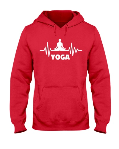 Yoga - Heart beating