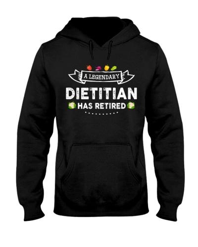 Dietitians A Legend has retired