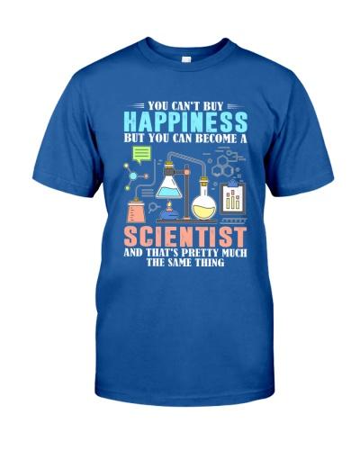 Scientist Happiness