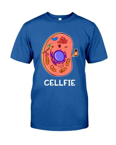 Scientist Cellfie