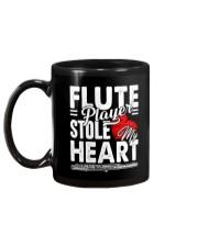 Flute Player Stole My Heart Mug back