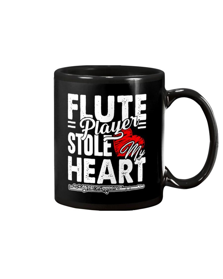 Flute Player Stole My Heart Mug