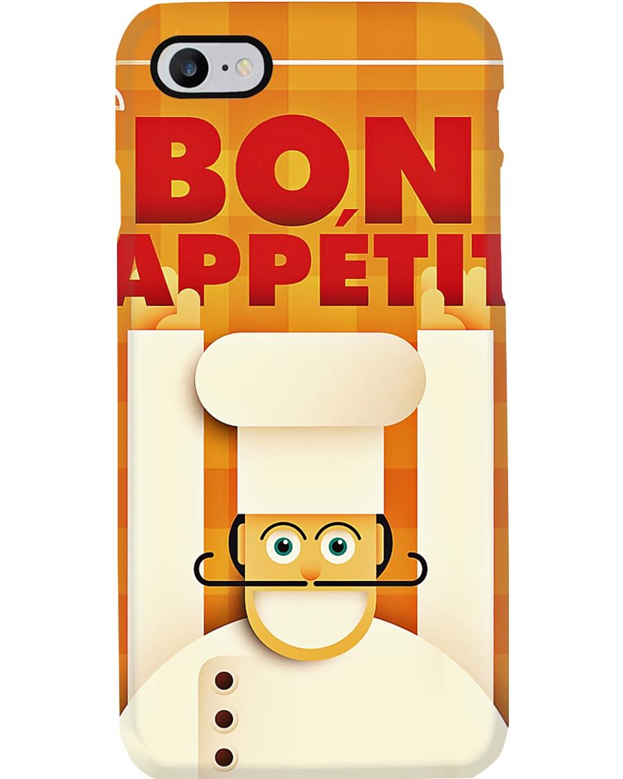 Chef Bon Appétit Phone Case