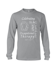 Occupational Therapist 100 Years Long Sleeve Tee thumbnail