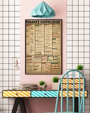 Accountant Finance Knowledge 24x36 Poster lifestyle-poster-6