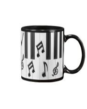 Pianist Piano Keys Mug tile