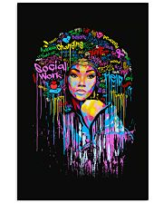 Social Worker Colorful Woman  11x17 Poster front