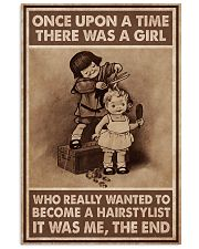 Hairdresser There Was A Girl 11x17 Poster front