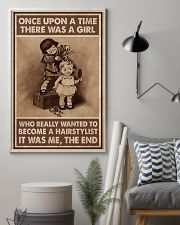 Hairdresser There Was A Girl 11x17 Poster lifestyle-poster-1