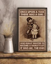 Hairdresser There Was A Girl 11x17 Poster lifestyle-poster-3