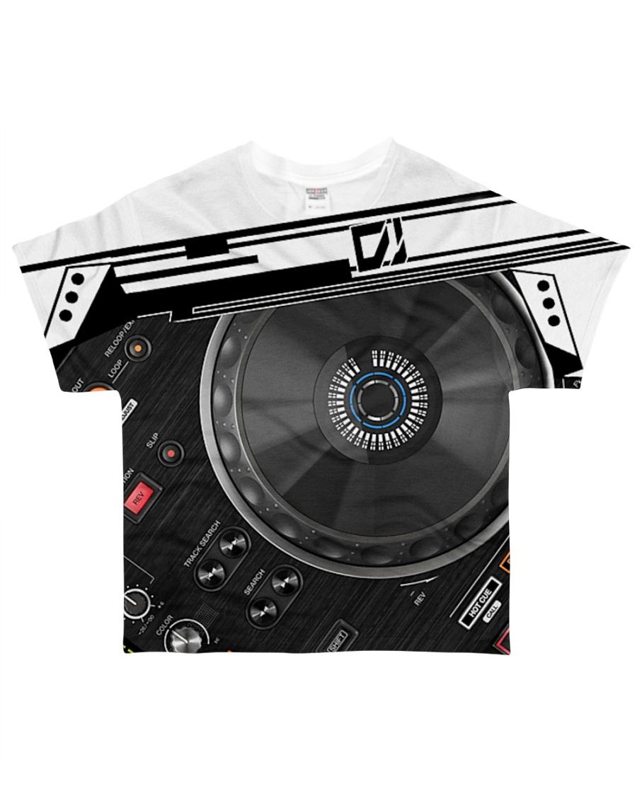DJ Mixer All-over T-Shirt
