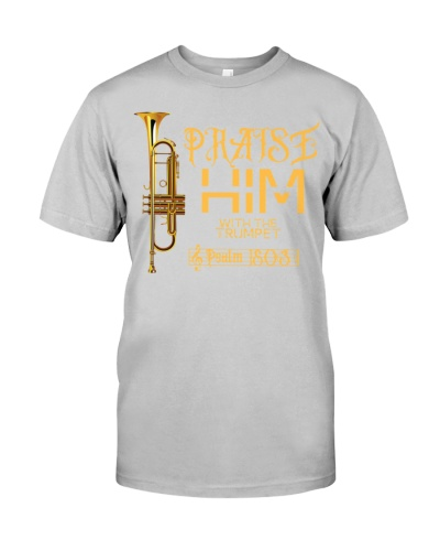 Trumpet Praise Him With The Trumpet