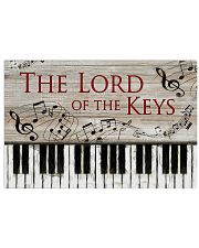Pianist The Lord Of The Keys 17x11 Poster front