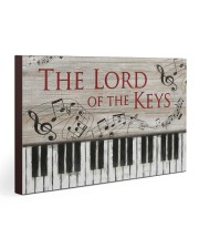 Pianist The Lord Of The Keys 30x20 Gallery Wrapped Canvas Prints thumbnail