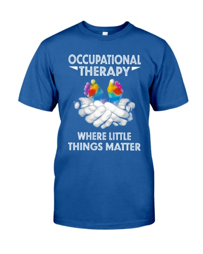 Occupational Therapy Where Little Things Matter