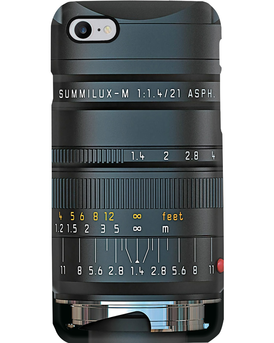 Photographer Summilux Lens Phone Case