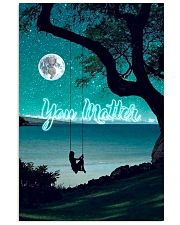 You Matter Suicide Prevention  11x17 Poster front