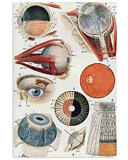 Optometrist Anatomy Of Eyes 11x17 Poster front