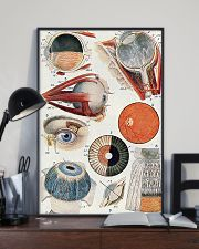 Optometrist Anatomy Of Eyes 11x17 Poster lifestyle-poster-2
