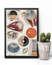 Optometrist Anatomy Of Eyes 11x17 Poster lifestyle-poster-8