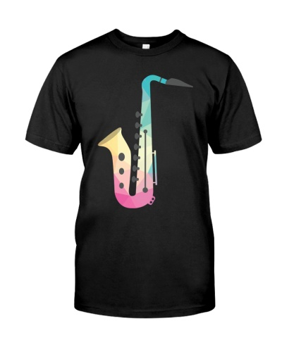 Saxophone Saxophonist Gift