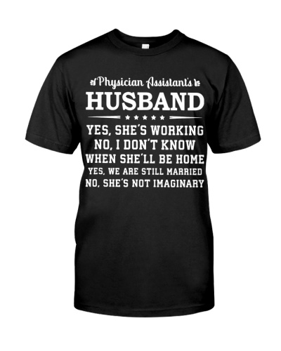 Physician Assistant's Husband