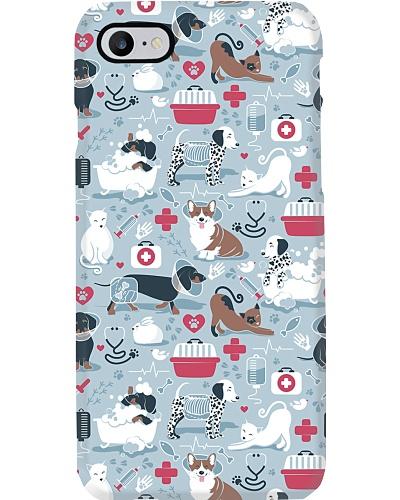 Veterinarian Veterinary Animal Icons Gift