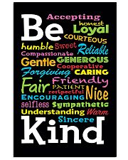 Teacher Be Kind 11x17 Poster front