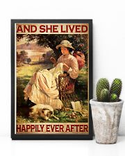 Sewing And She Lived Happily Ever After 11x17 Poster lifestyle-poster-8