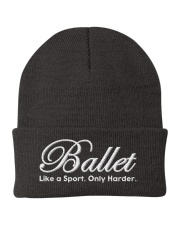Ballet Like A Sport - Only Harder Knit Beanie thumbnail