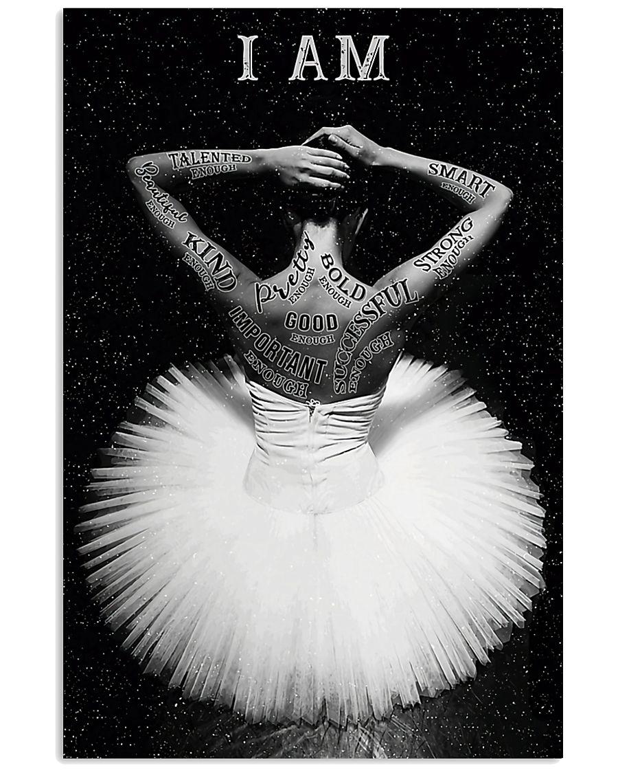 Ballet - I Am Pretty Enough 11x17 Poster