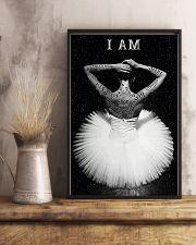 Ballet - I Am Pretty Enough 11x17 Poster lifestyle-poster-3