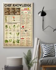 Chef Knowledge 11x17 Poster lifestyle-poster-1