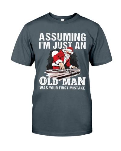DJ Old Man