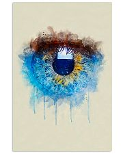 Optometrist Iriscolor Eye 11x17 Poster front